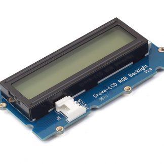 Grove - LCD RGB Backlight 16x2 全彩液晶顯示模組