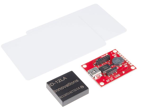 SparkFun RFID 入門開發套件