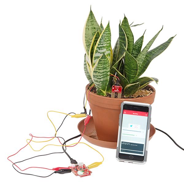 SparkFun IoT Starter Kit with Blynk Board 物聯網開發入門學習套件