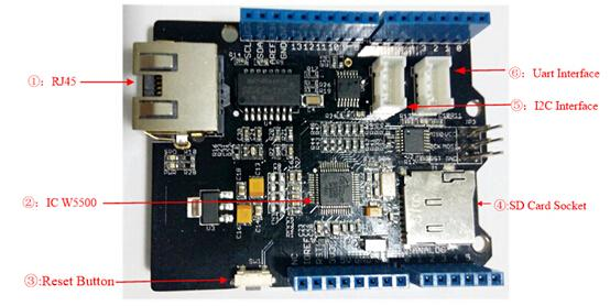 W5500 Ethernet Shield