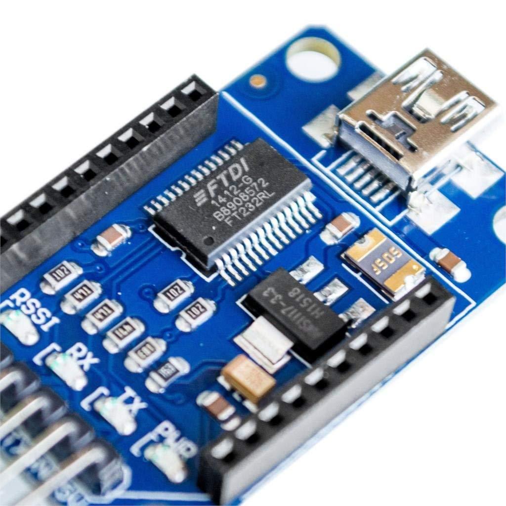XBee/Bluetooth Bee Adapter USB 適配下載器