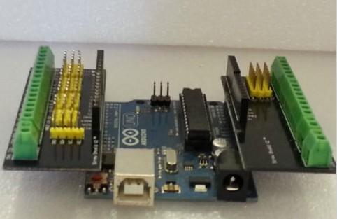 Arduino Screw Shield 螺絲固定接線柱擴展板