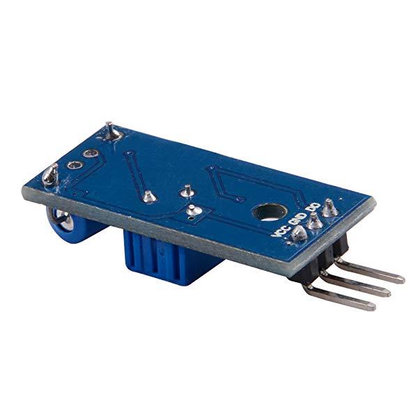 SW-420 常閉型震動感測器模組