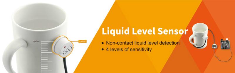 非接觸式液位傳感器