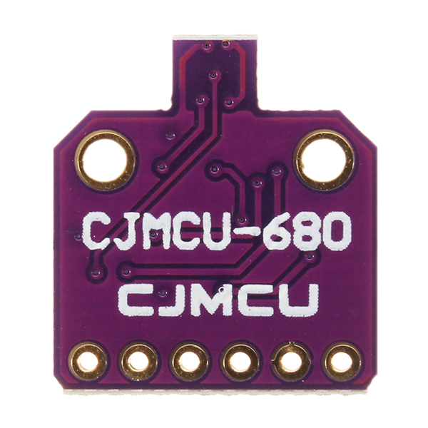 CJMCU-680 BME680 BOSCH Temperature And Humidity Pressure Sensor Ultra-small Pressure Height Development Board