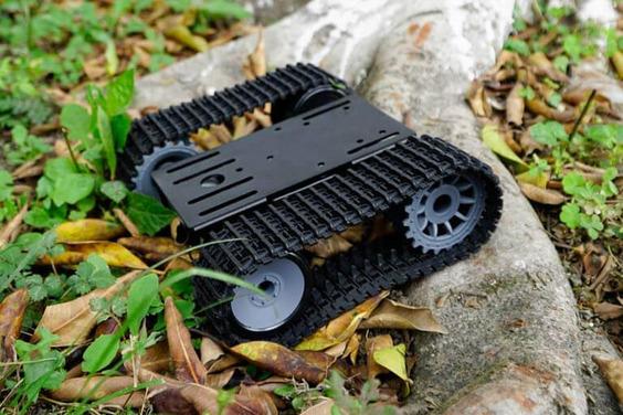 黑豹戰士履帶式小開發底盤套件