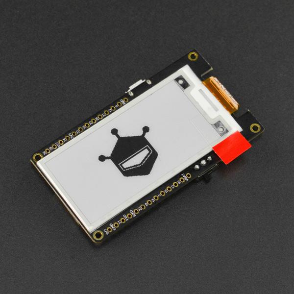 ESP32 電子紙開發板 內建墨水顯示模組 ESP32電子紙 2.13 英寸電子墨水顯示屏
